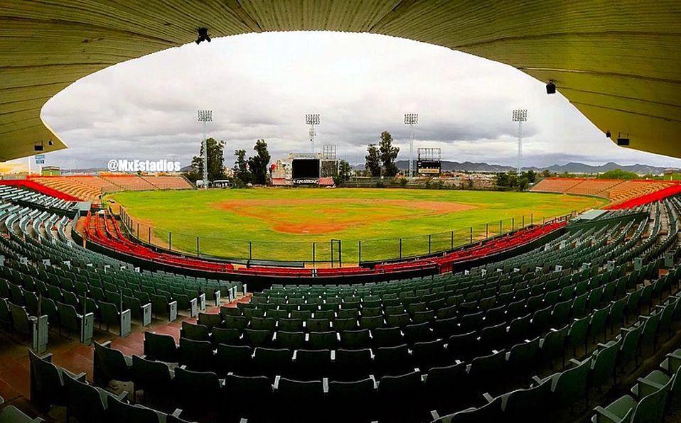 Estadio Héctor Espino de Hermosillo. (Foto: @MXESTADIOS)