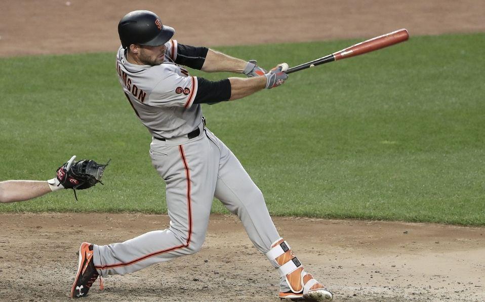 Williamson bateó 17 home runs en sus cinco años de carrera. (Foto: AP)