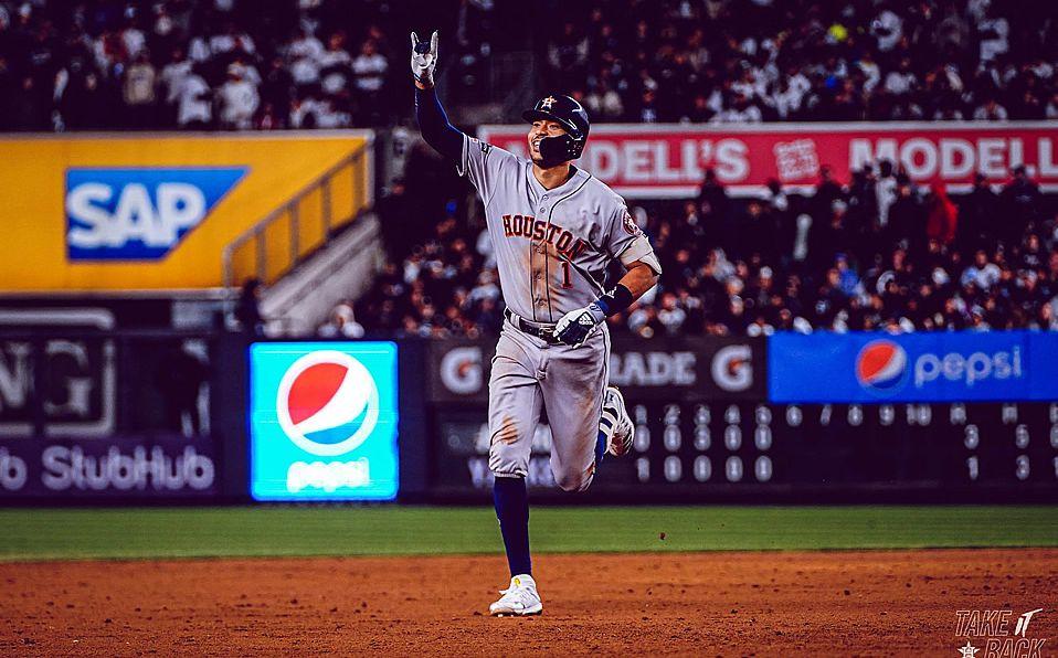 Astros de Houston: un triunfo más y estará en la Serie Mundial