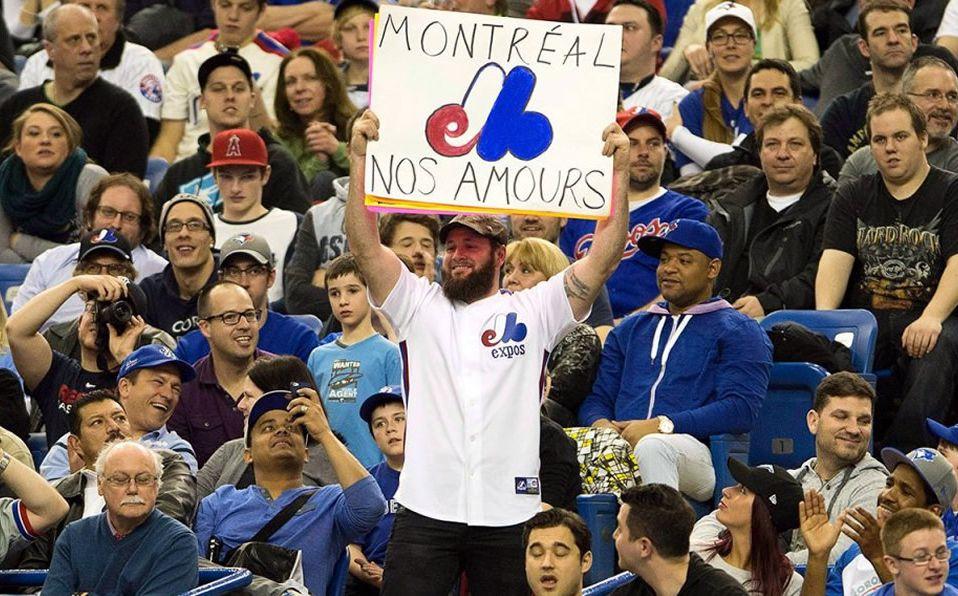 Los Nationals jugarán con el uniforme de los Expos de Montreal - Séptima  Entrada