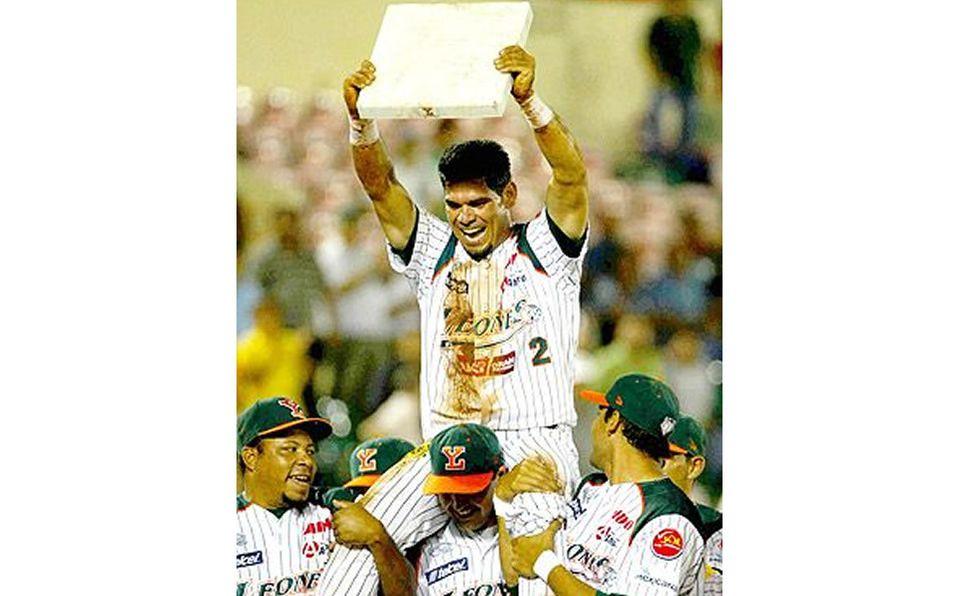 El día en que el 'Rayo' Arredondo fue el líder de bases robadas