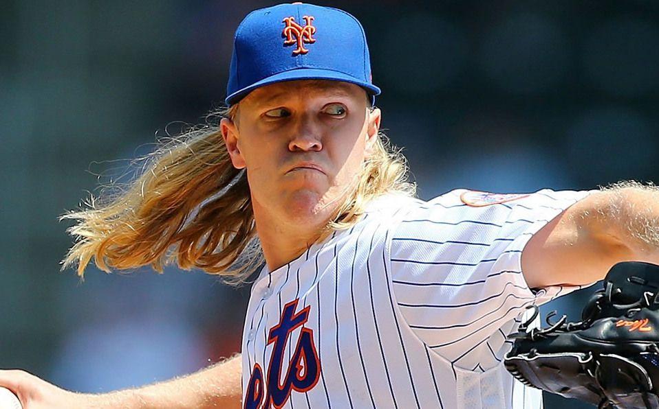 El as distro de los Mets de Nueva York se voló la barda ante los Reds (Foto: @Mets)