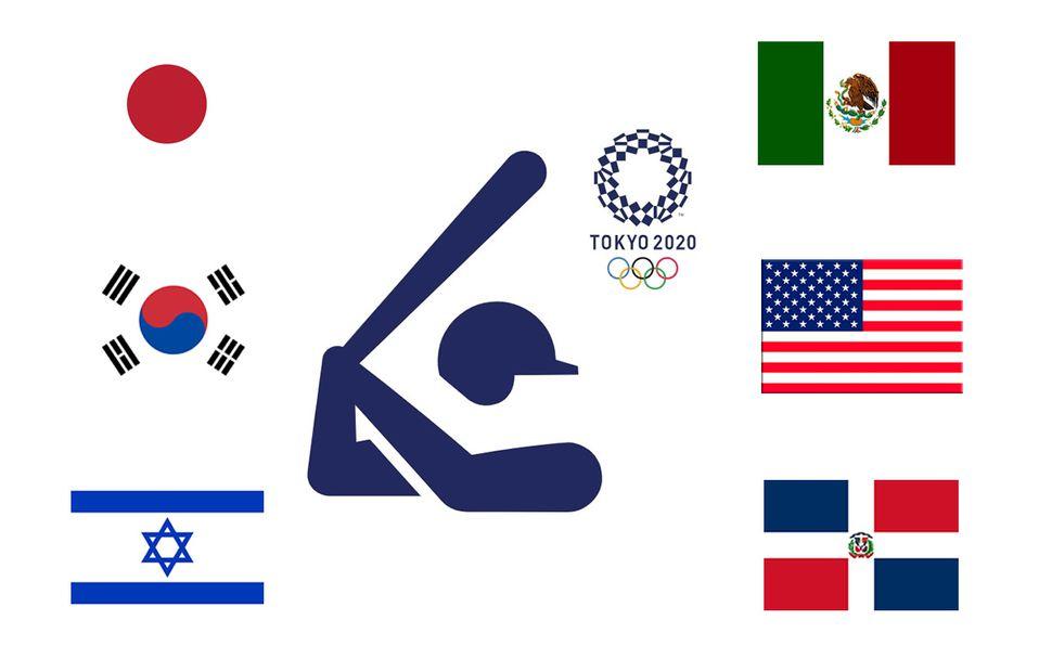 Los 6 países que participarán en los Juegos Olímpicos de Tokyo 2021