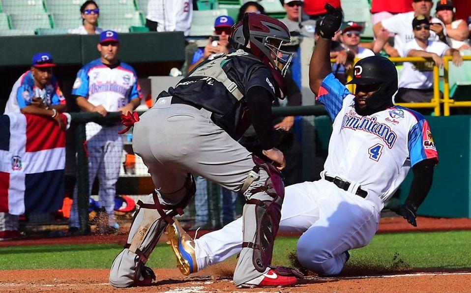 Las dos carreras que Dominicana anotó al inicio del juego los llevaron a la victoria. (Foto: TorosDelEste.com)