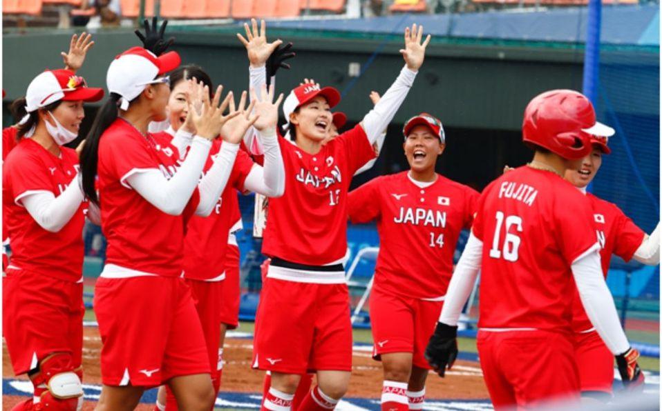 El softbol debutó en los Juegos Olímpicos durante la edición de Atlanta 1996. (@WBSC)