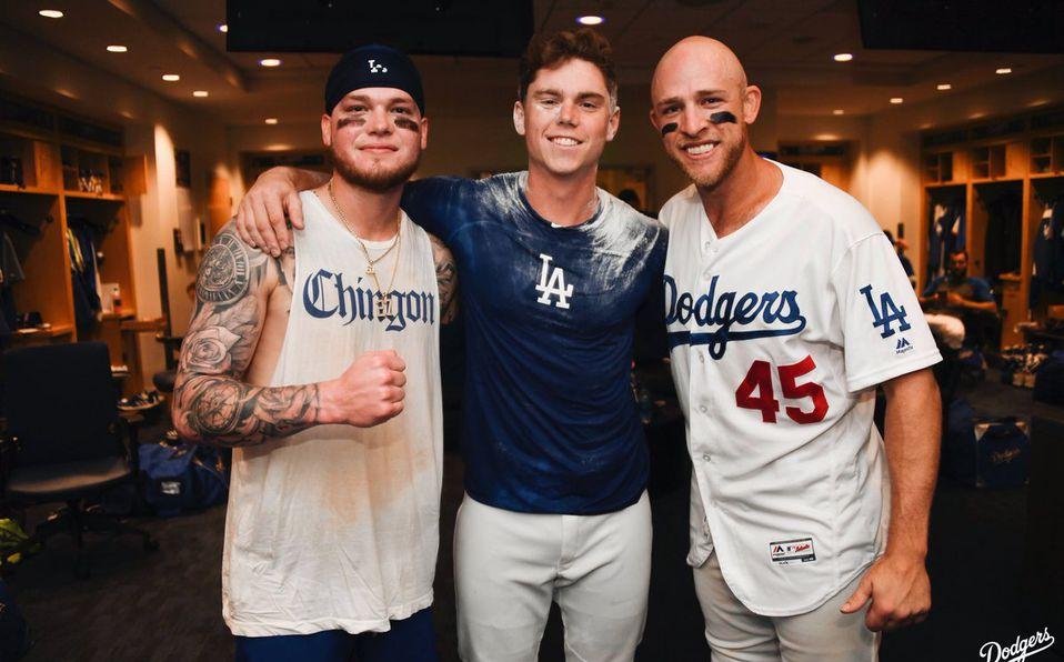 Alex Verdugo y los Dodgers en un año mágico