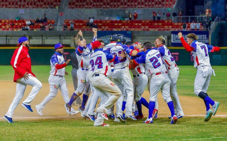 Dominicana regresará por segundo año consecutivo a la final de la Serie del Caribe. (Foto: CBPC)