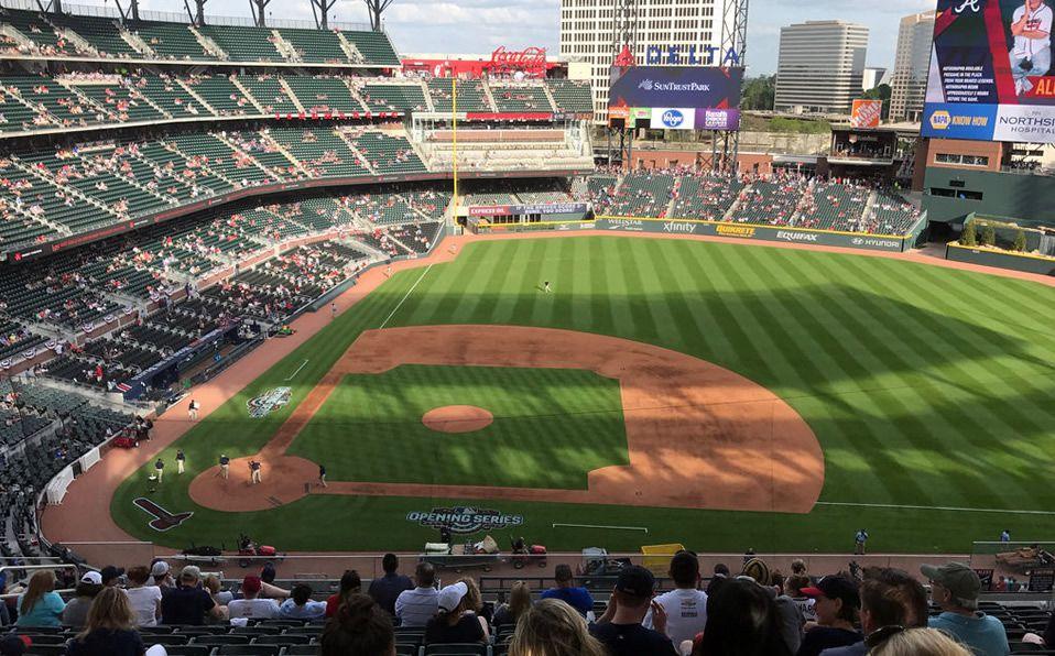 Los Braves tendrán la ventaja de abrir la serie como local en el SunTrust Park. (Foto: Especial)