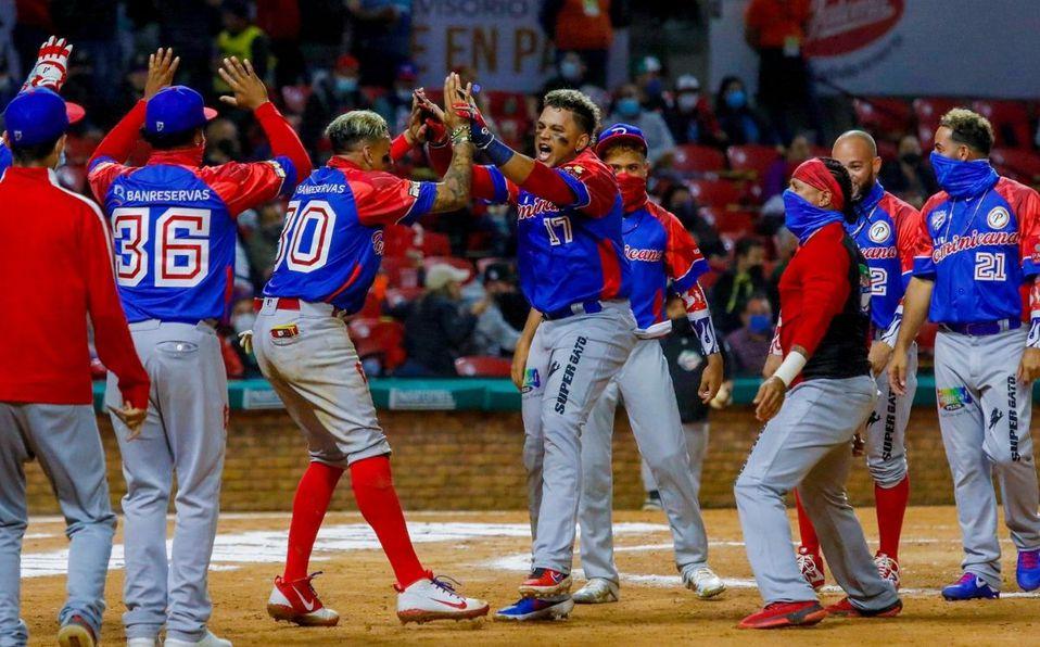 Por segundo año consecutivo, un jugador del equipo dominicano es elegido MVP. (Foto: CBPC)