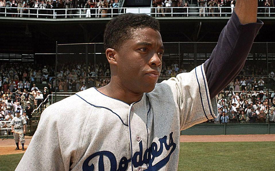 El Día de Jackie Robinson muere Chadwick Boseman, actor de película 42