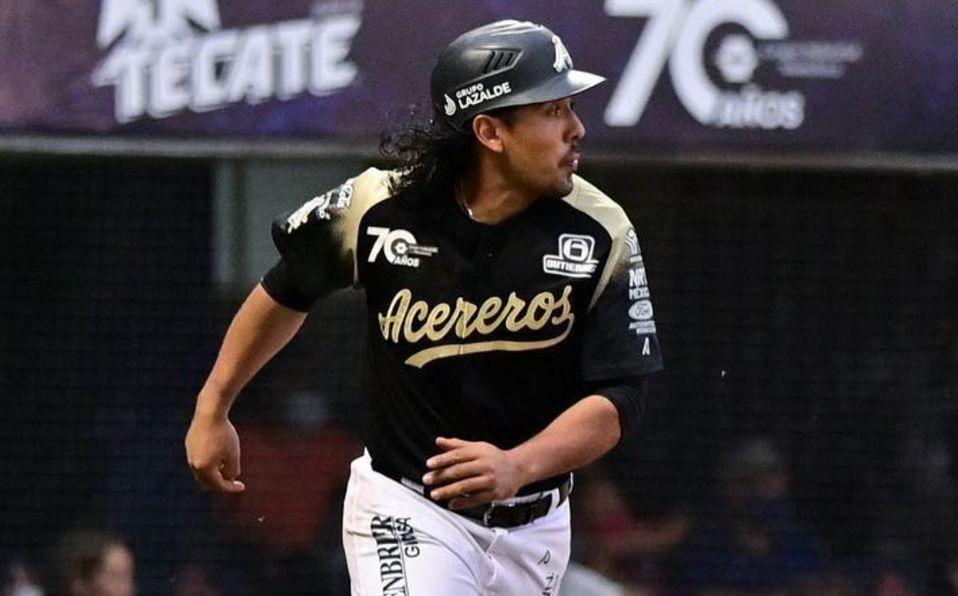 Ricky Rodríguez es uno de los seis casos positivos al interior de Acereros de Monclova. (Cortesía)