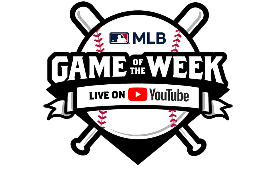 Juegos de MLB que transmitirán en YouTube en julio
