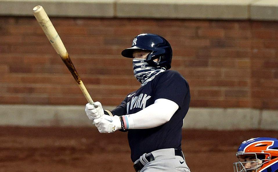 Mets y Yankees tuvieron su primer juego de exhibición. (Foto: AP)