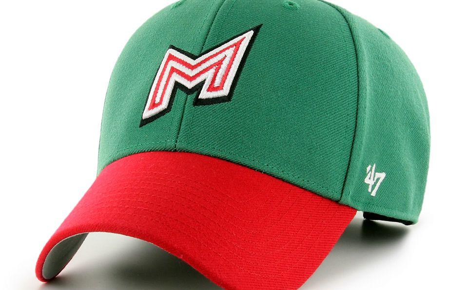 Gorra edición MVP de la selección mexicana de beisbol