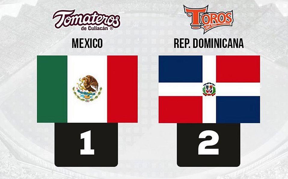 [RESUMEN] México vs Dominicana: entrada por entrada