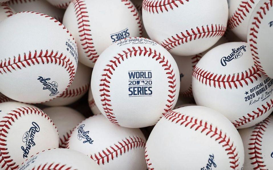 La pelota oficial de Grandes Ligas ha sido producida por Rawlings. (Foto: fb.com/MLB)