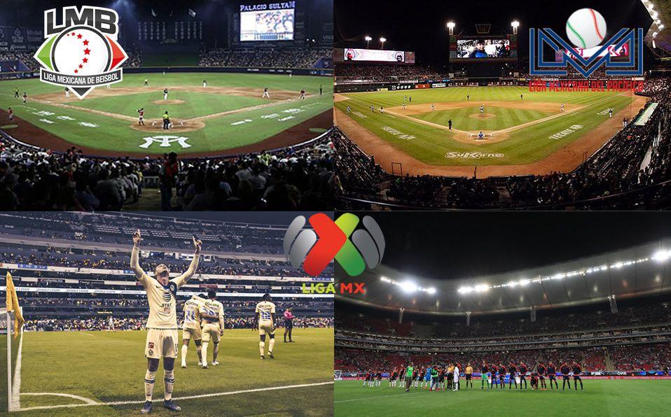 Beisbol Mexicano vs Liga MX: Asistencias y comparaciones 2018-2019