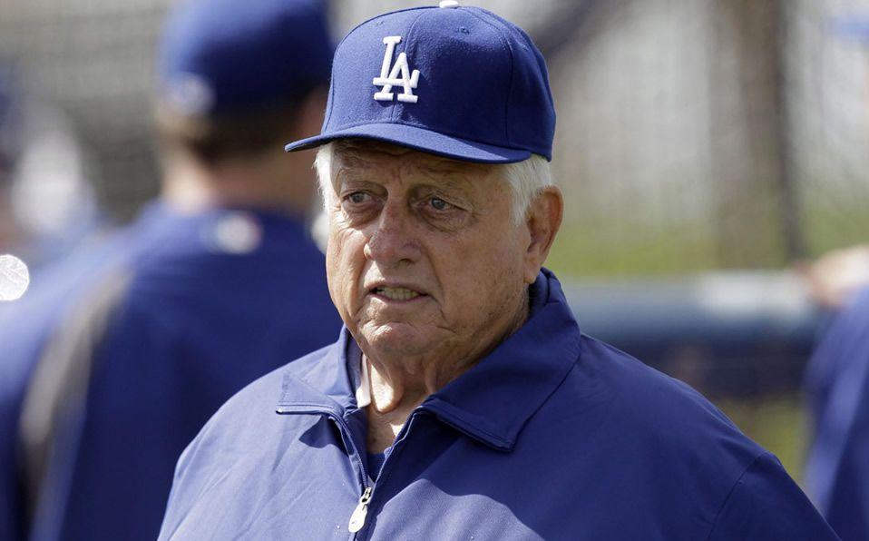 Fallece Tom Lasorda, a los 93 años de edad