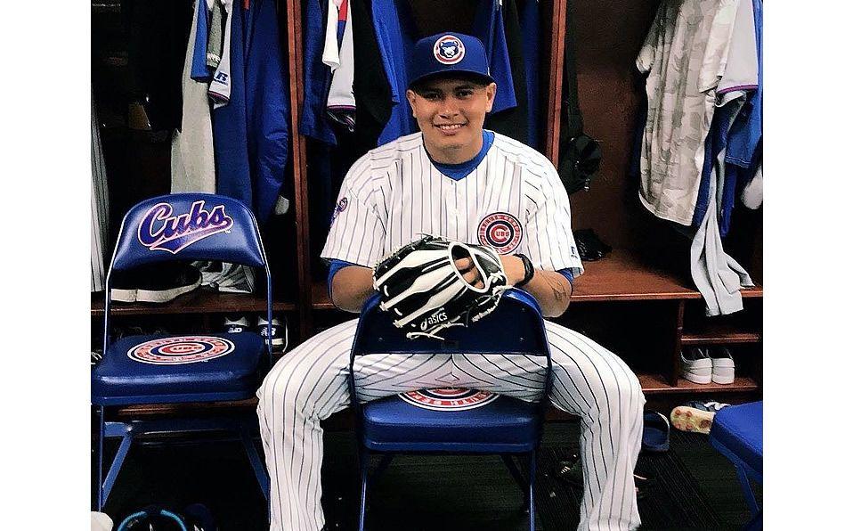 Manuel Rodríguez, primer yucateco en un roster en MLB