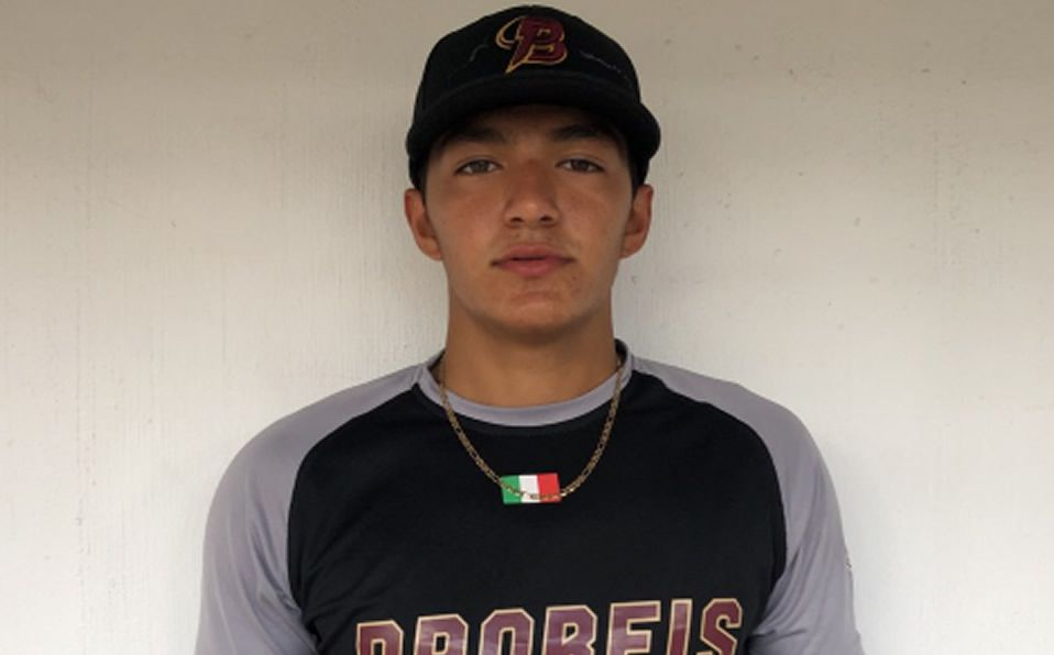 ProBeis: Roque Gutiérrez firma con los Dodgers