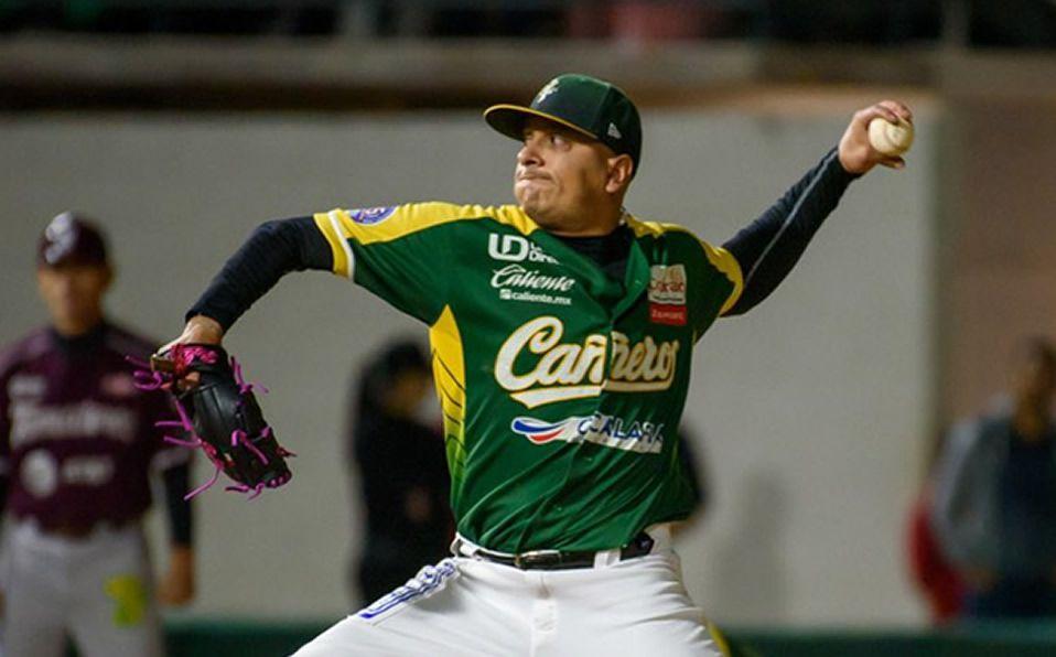 Gutiérrez, regularmente relevista, abrió el juego por Cañeros. (Foto: @MiguelLugoTVP)