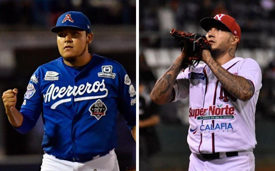Ambos sellaron brillantes temporadas con equipos nacionales. (Foto: Especial)