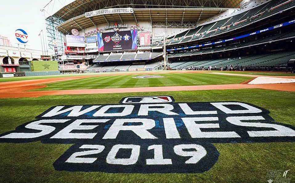 Resumen del Juego 1 de la Serie Mundial entre Nationals-Astros