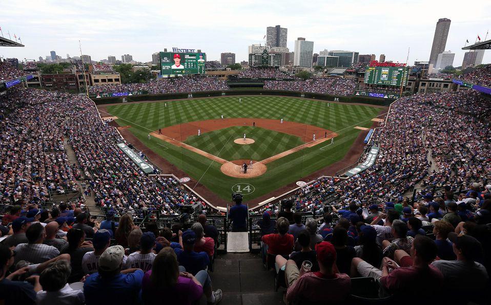 Wrigley Field año con año registra una de las mejores entradas en MLB. (Foto: @Cut4)