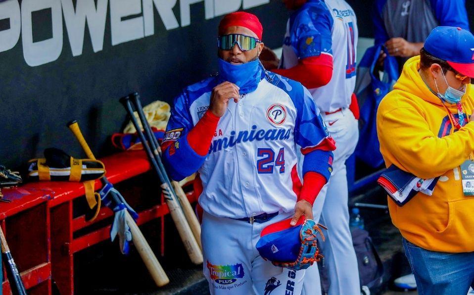 Robinson Canó regresó a México reforzando al equipo dominicano en la Serie del Caribe 2021. (Foto: Cortesía)