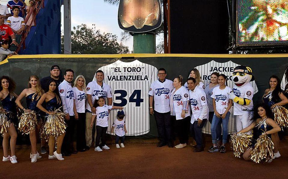 El homenaje principal a Fernando Valenzuela se hizo en Cancún