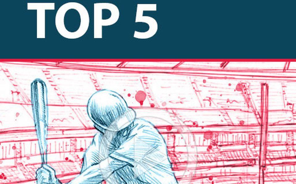Top 5 mejores jugadas