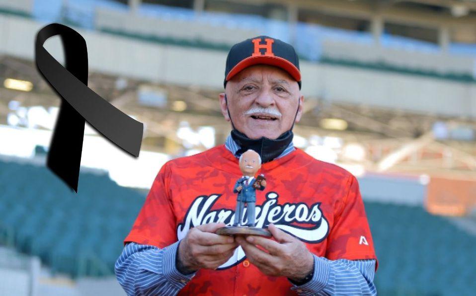 Manuel Torres fue la voz del equipo durante 50 años. (Foto: Naranjeros.com)
