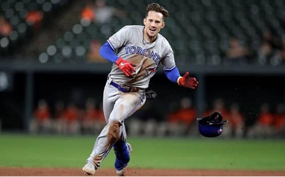 Cavan Biggio ha sido el último en batear en ciclo en MLB (2019). Foto: AP