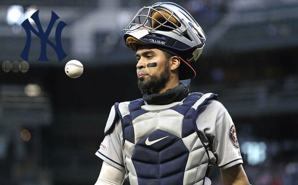 REPORTE: Venezolano Robinson Chirinos tiene acuerdo con los Yankees