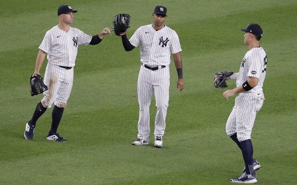 El primero es para Yankees