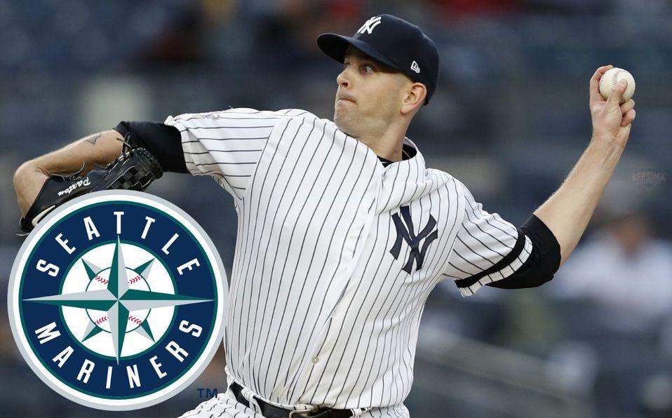 Después de una buena temporada, Paxton fue enviado en un cambio a Yankees. (Foto: AP)